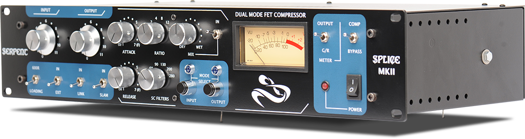 Serpent Audio | High Quality Audio Compressors